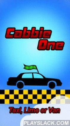 CabbieOne Driver  Android App - playslack.com , CabbieOne is the new way to order a taxi, limousine or van service anytime, anywhere with your mobile phone or tablet. CabbieOne aims to give you the freedom to choose the taxi, limousine or van passenger who wants one easy touch screen and so synthesize, to the very latest technology advances, delays that normally generates the interaction between the passenger, this companies and driver.Parts of the resources generated by the use of CabbieOne…