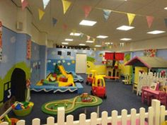 Nursery - Newport - Child's Play Day Care Nursery & Café - Child play