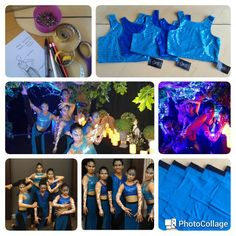 "Costume for 1Dance Academy ""Avatar Project""   Annie's Allegro - custom clothing wa: 081221081184 Pin bb: Annie925"