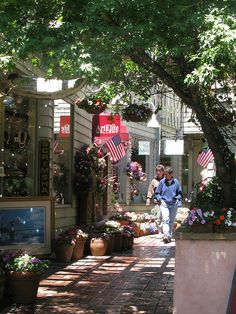 Sausalito - cute quaint town to visit