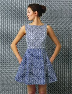 Serena & Lily launches women's apparel with classic silhouettes and colorful prints. @serena