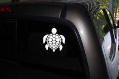 Turtle Sea Tortoise Decal Window Car Truck Vinyl Decal Sticker x 5 w or B Car Stickers, Car Decals, Vinyl Decals, Turtle Car, Pixar Cars Birthday, Custom Car Interior, Paper Car, Old Vintage Cars, Car Accessories Diy