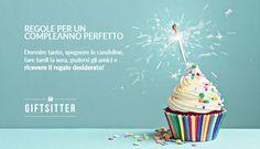Lista regalo online compleanno Giftsitter