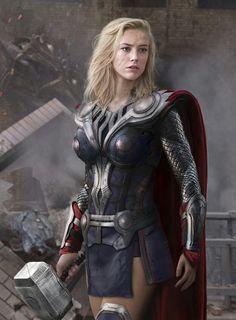 Thora - Goddess of Thunder