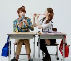 Yonghwa & Seohyun Couple Photoshoot Kiddy Theme (We Got Married) -1