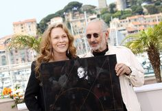 Faye Dunaway at 2011 Cannes Film Festival