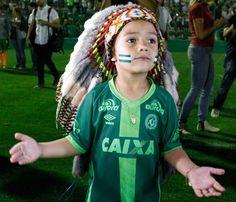 índio Condá Chapecoense mascote