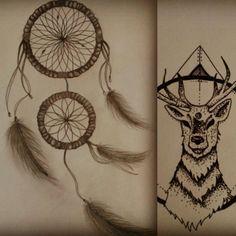 Reindeer&DreamCatcher