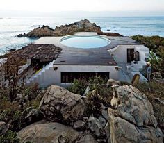 Mexican vacation home