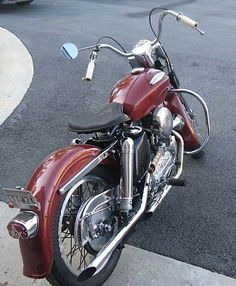 Photo of 1960 Harley XLCH Sportster Ironhead 900cc Fully Restored by John.