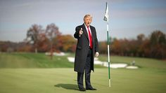 Trump INSISTED on including Jews and blacks at Palm Beach golf course while Bill Clinton was paying $20k to play on whites only course