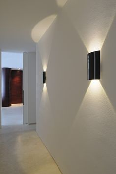 modern indoor led wall lights fittings wall sconce light spot