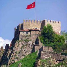 Mavi Gökyüzü'nün Elleri : Gezi // Ankara Kalesi Tanıtımı ve Ankara Kalesi'nd...