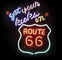 Route 66...hoping to get to Kingman this fall to drive a small part of the mother road!