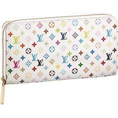 louis-vuitton-monogram-multicolore-zippy-wallet-white-women-wallets-and-coin-purses.jpg (1000×1000)