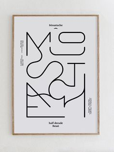 Typographic poster design by Les Graphiquants Graphisches Design, Book Design, Layout Design, Milan Design, Design Flyers, Print Design, Graphic Design Posters, Graphic Design Typography, Graphic Design Illustration