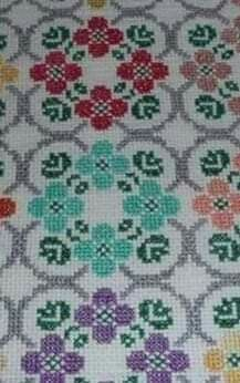 Cross Stitch Borders, Cross Stitch Designs, Border Pattern, Hgtv, Crosses, Applique, Tools, Embroidery, Bags