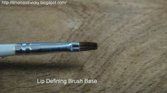 Lip defining brush Elf Brushes, Eyes Lips Face, Professional Tools, Makeup Items, Milani, Make Up, Cosmetics, Beauty, Ideas