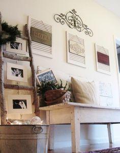 10 τρόποι για να διακοσμήσετε το χωλ του σπιτιού σας | Jenny.gr