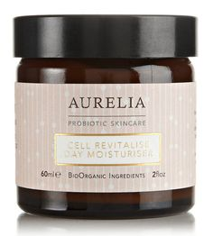 Aurelia Probiotic Skincare Cell Revitalise Day Moisturiser   26 Beauty Products Only A Genius Could Have Invented