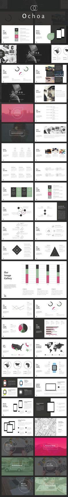 Koika Powerpoint Presentation Template Powerpoint presentation - presentation template