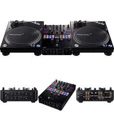 Pioneer DJM-S9 DJ Battle Mixer