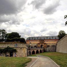 Weg zum Petersberg - Zitadelle #Erfurt