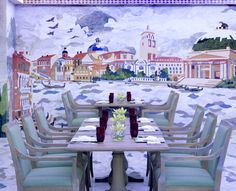 Jumeirah Messilah Beach Hotel & Spa, Kuwait - Olio Italian Restaurant