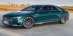 La sublime future Audi A9