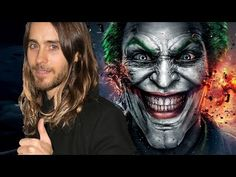Jared Leto Eyed To Play The Joker In Suicide Squad - YouTube