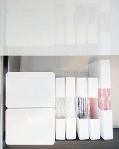 キッチン消耗品収納ケース
