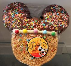 Who wants one? #DisneyTreat