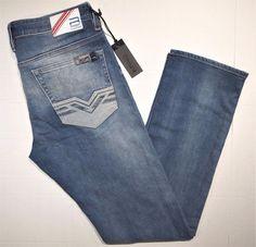 Buffalo David Bitton men's jeans style name EVAN-X skinny fit size 32x30  NEW  #BuffaloDavidBitton #Slimskinny