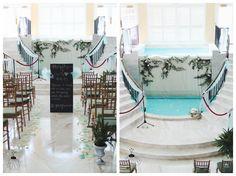 Coconut Malorie Wedding // Ocean City, MD // Little Miss Lovely Floral Design