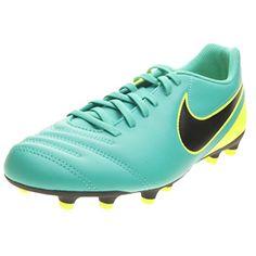 Evopower Vigor 3 AG, Chaussures de Football Homme, Vert (Green Gecko Black-Safety Yellow 01), 42 EUPuma
