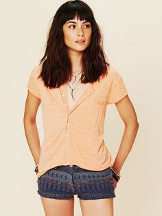 Free People Ex Boyfriend Tee at Free People Clothing Boutique