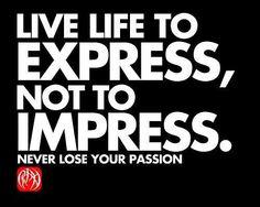 Express - not impress