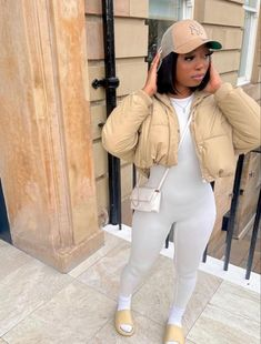 Boujee Outfits, Baddie Outfits Casual, Swag Outfits For Girls, Teenage Girl Outfits, Cute Swag Outfits, Chill Outfits, Cute Comfy Outfits, Dope Outfits, Teen Fashion Outfits