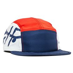 #JustHaveFun Parachute Packable Hat in Navy