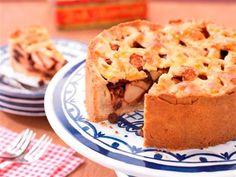 Pie? Apple pie! ~ I love this good old, but still delicious, Dutch apple pie!