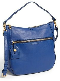 5b1857631e8 Marc by Marc Jacobs 'Globetrotter - Kirsten' Leather Satchel on shopstyle.ca  Brown