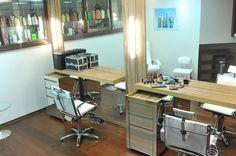 Móveis para salão de beleza, jogo de salão de beleza, salão de cabelereiro