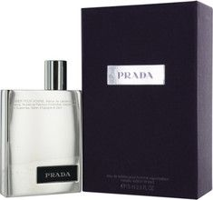 Prada - EDT Spray 2.5 oz Amber Metalic LE Bottle (Men's) - My collection from top #designers