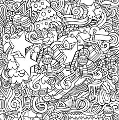 Christmas Coloring Books To Set The Holiday Mood