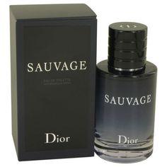 Sauvage by Christian Dior Eau De Toilette Spray 2 oz For Men NEW IN BOX #ChristianDior