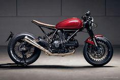 Diamond Atelier's Beautiful Ducati Scrambler Sixty2