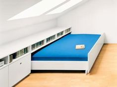 stauraum unter dem hochbett im kleinen schlafzimmer schlafzimmer ideen pinterest. Black Bedroom Furniture Sets. Home Design Ideas