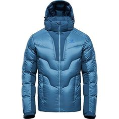 Black Yak MAIWA Athletic Down Jacket - Men's Provincial Blue, S -- Awesome products selected by Anna Churchill