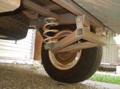 Off road trailer Suspension Tech