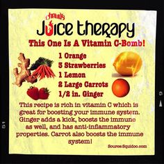 Boost your immune system with an all natural vitamin C supplement!! Good for fighting a cold or sickness!